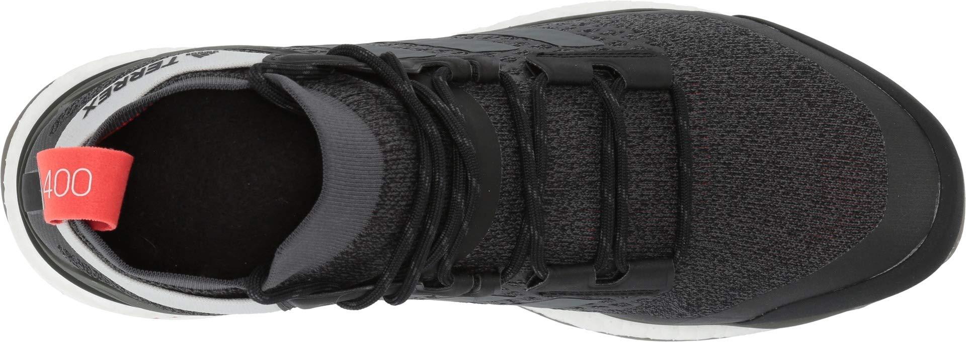 adidas outdoor Terrex Free Hiker Boot - Men's Black/Grey Six/Night Cargo, 7.5 by adidas outdoor (Image #2)