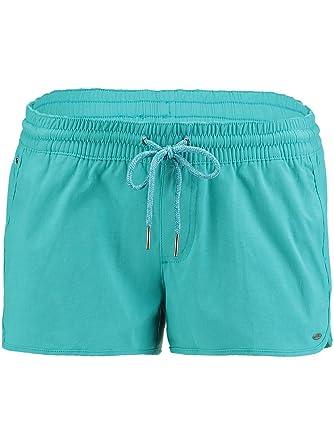 Short Femme pour Eau et Ville Oneill Chica Solid Capri Breeze ... b12af93291a3