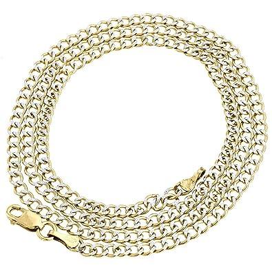 9f1d4e3cc75b Paradise Jewelers 10k oro amarillo de 2