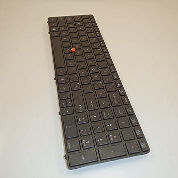 HP 652683-001 notebook spare part - Componente para ordenador portátil Negro: Amazon.es: Informática