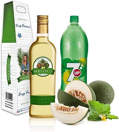 Ron Meloco Melón 70 cl.: Amazon.es: Alimentación y bebidas