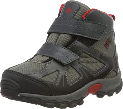 Columbia Kids Childrens Peakfreak XCRSN Mid Waterproof Hiking Shoe