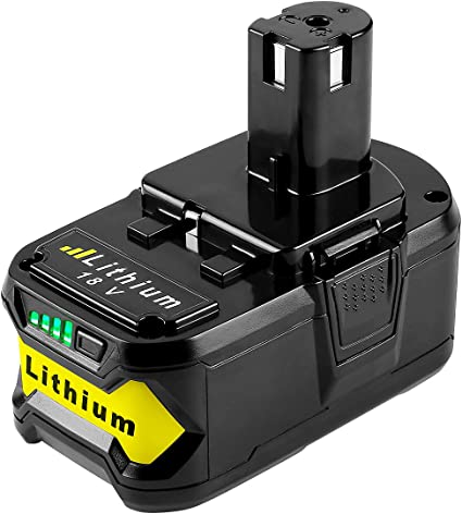 NEW For 18V Lithium Battery Ryobi ONE Plus P102 P103 P104 P108 P105 P107 5.0Ah