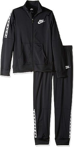 Desconocido G NSW TRK Suit Tricot Chándal, Niñas: Amazon.es: Ropa ...