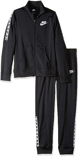588f5577b919 Amazon.com  Nike Girl s Sportswear Tracksuit  Sports   Outdoors