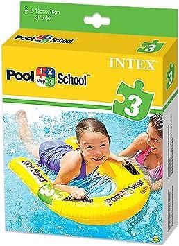 Currentiz Aufblasbarer Pool Baby,65x65cm Baby Pool Kinderpool Planschbecken Schwimmbecken Dickes Planschbecken Sommer Wasserspielzeug Party Versorgung F/ür Baby Kids