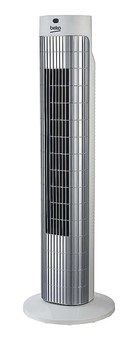 6 opinioni per Beko EFW5000WS Ventilatore a Colonna, Bianco
