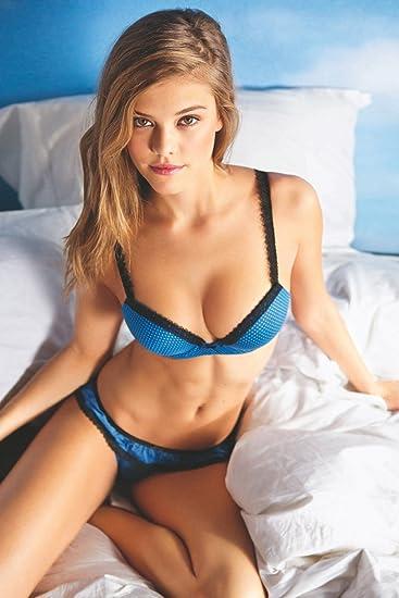 Amazon TST INNOPRINT CO Nina Agdal Hot Girl Model Poster 13x19 Posters Prints