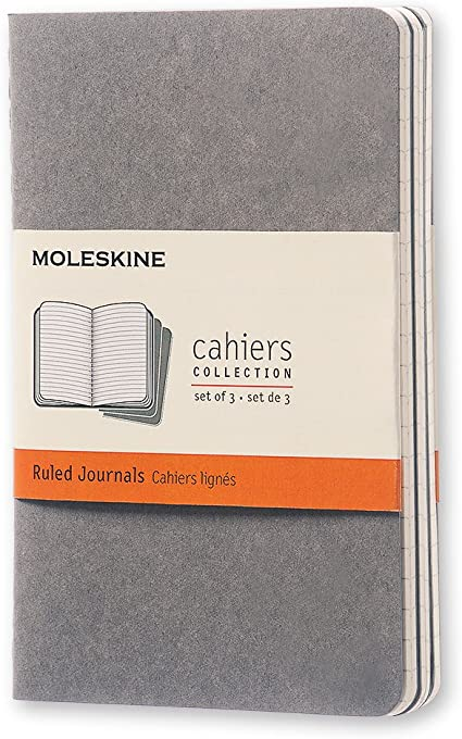 Moleskine 14115 - Libreta, paquete de 3 unidades: Moleskine ...