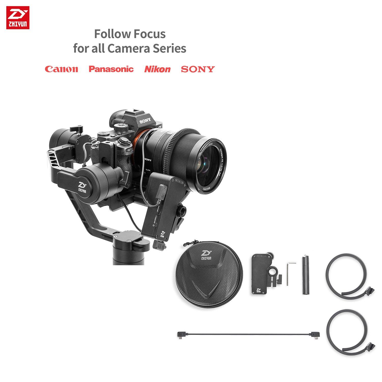 Zhiyun Zhi Yun Crane 2 Camera 3 Axis Gimbal Accessory Mechanical Servo Follow Focus
