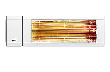 AEG BHG 750 W 750W Blanco secadora eléctrica para toallas - Secador de toallas