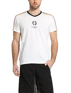 Summary Camiseta para Hombre, Campeonato de Europa UEFA de fútbol de 2016, algodón,