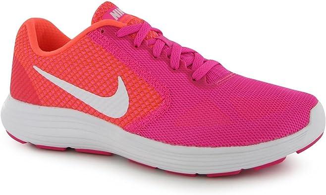 Nike Revolution Chaussures de Course à Pied pour Femme Rose
