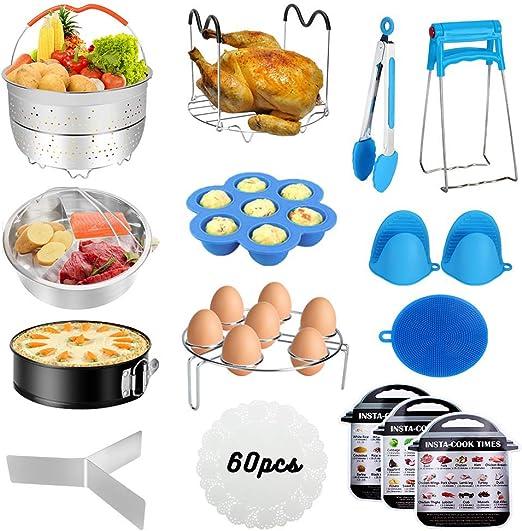 Egg Bites Steamer Basket Non-Stick HOT Instant pot Accessories by Insta pot