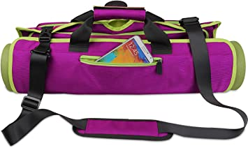 Amazon.com: Arvin bolsa de yoga, esterilla de yoga bloques ...