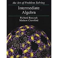 Art of Problem Solving Intermediate Algebra Textbook and Solutions Manual 2-Book Set