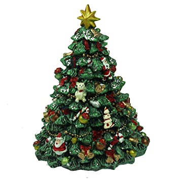 Gisela Graham Christmas Tree Wind Up Music Box - Amazon.com: Gisela Graham Christmas Tree Wind Up Music Box: Kitchen