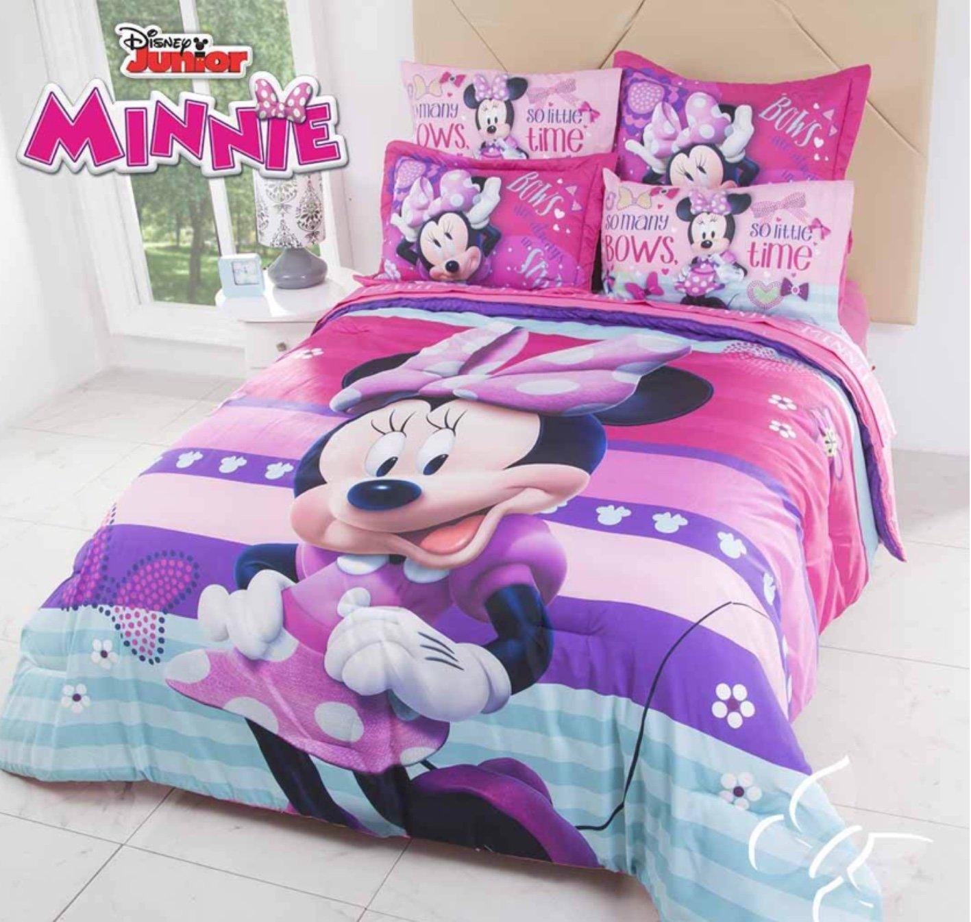 Disney Minnie Moda布団セット3個フルサイズ B0773K63SM
