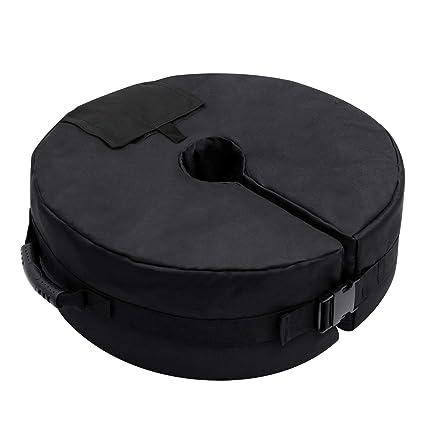 Amazon.com: Bolsa de peso para sombrilla de 88 libras, 18 ...