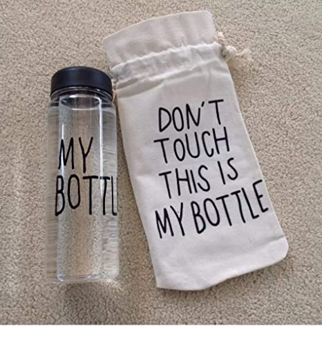 Super Fine My Bottle With Jute Cover