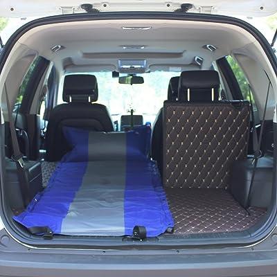 GYP Extérieur simple double SUV automatique gonflable matelas lit de voiture gonflable lit voiture lit voiture choc lit gonflable coussin