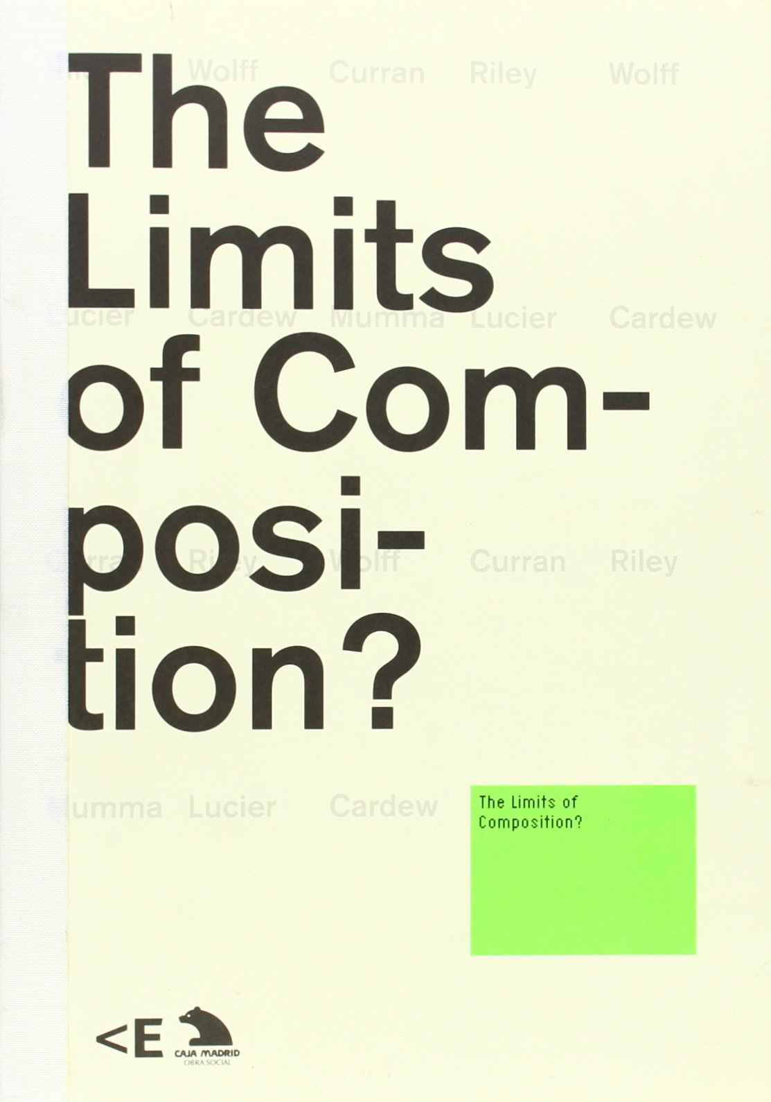 Download LIMITS OF COMPOSITION (The Limits of Composition) ebook