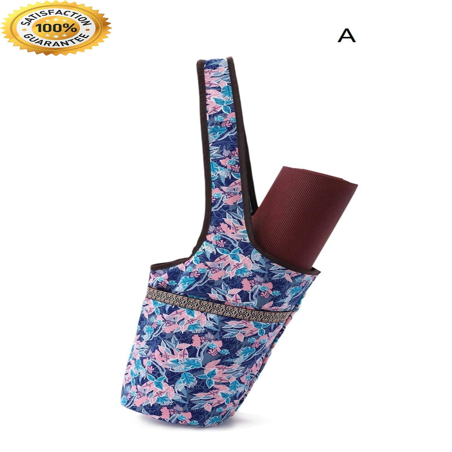 Amazon.com   FIRE ANT Canvas Sport Bag for Fitness Bag Big Capacity Yoga  Bag Yoga Mat Backpack Yoga Mat Case Fitness Carriers (A)   Sports   Outdoors 31bc5e5e9596a