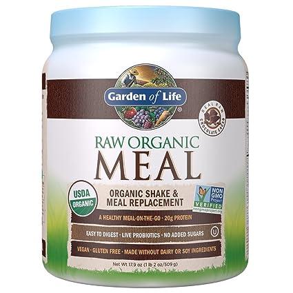Garden of Life - Batido orgánico de alimentos CRUDOS ...