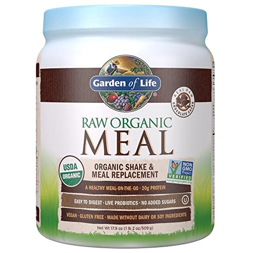 Product thumbnail for Garden Life Meal Replacement Vegan Shake