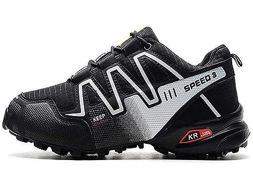 UCNHD Zapatos Senderismo Senderismo A Prueba De Agua Zapatos para Escalar Montañas Botas Al Aire Libre Zapatillas De Trekking Hombres: Amazon.es: Zapatos y ...