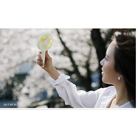 Amazon.com: HOLA NINO Rechargeable USB Silent Mini Hand Fan ...