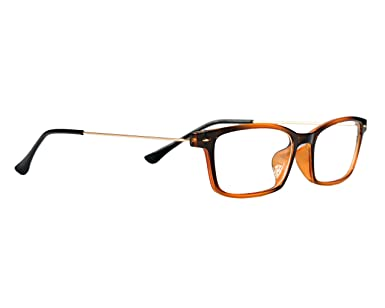 a98658999442 Redex Rectangular Unisex Full Rim Spectical Frame (JK525) Spectacle Frames  available at Amazon for