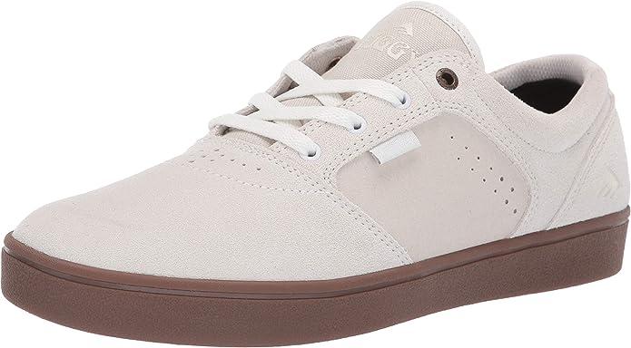Emerica Figgy Dose Sneakers Herren Weiß Gum