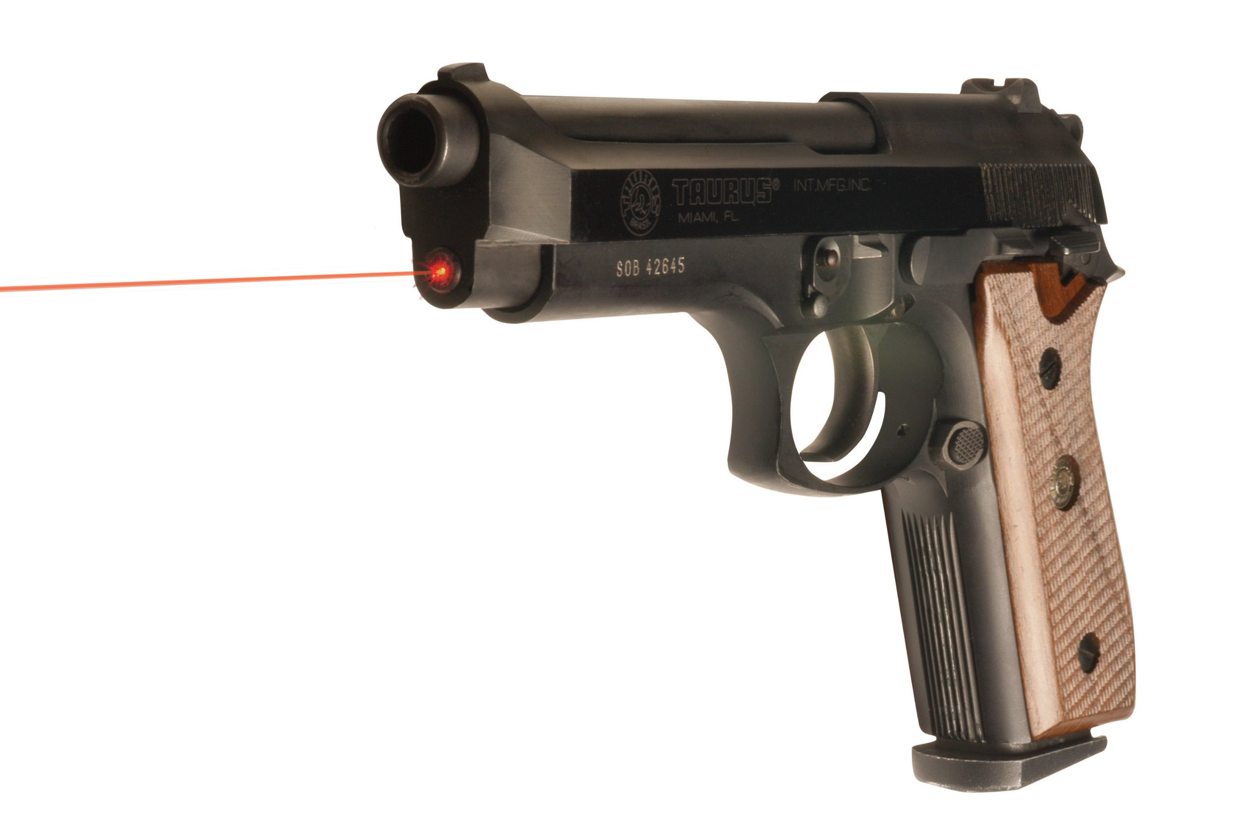 LaserMax LMS-1441 Guide Rod Laser for Beretta 92 & 96 full size and Taurus PT92, PT99, PT100, and PT101 by LaserMax (Image #4)
