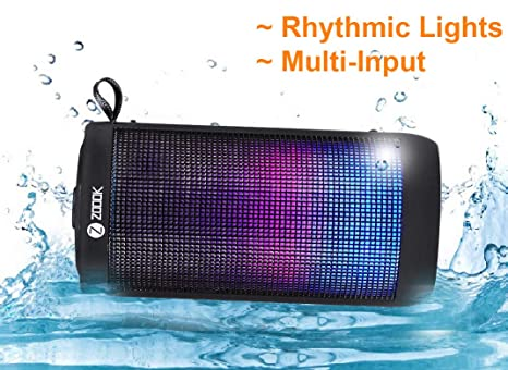 Zoook ZB Jazz Wireless Bluetooth Speaker for Mobiles/Tablets Home Audio