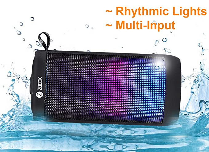 Zoook ZB Jazz Wireless Bluetooth Speaker for Mobiles/Tablets Speakers