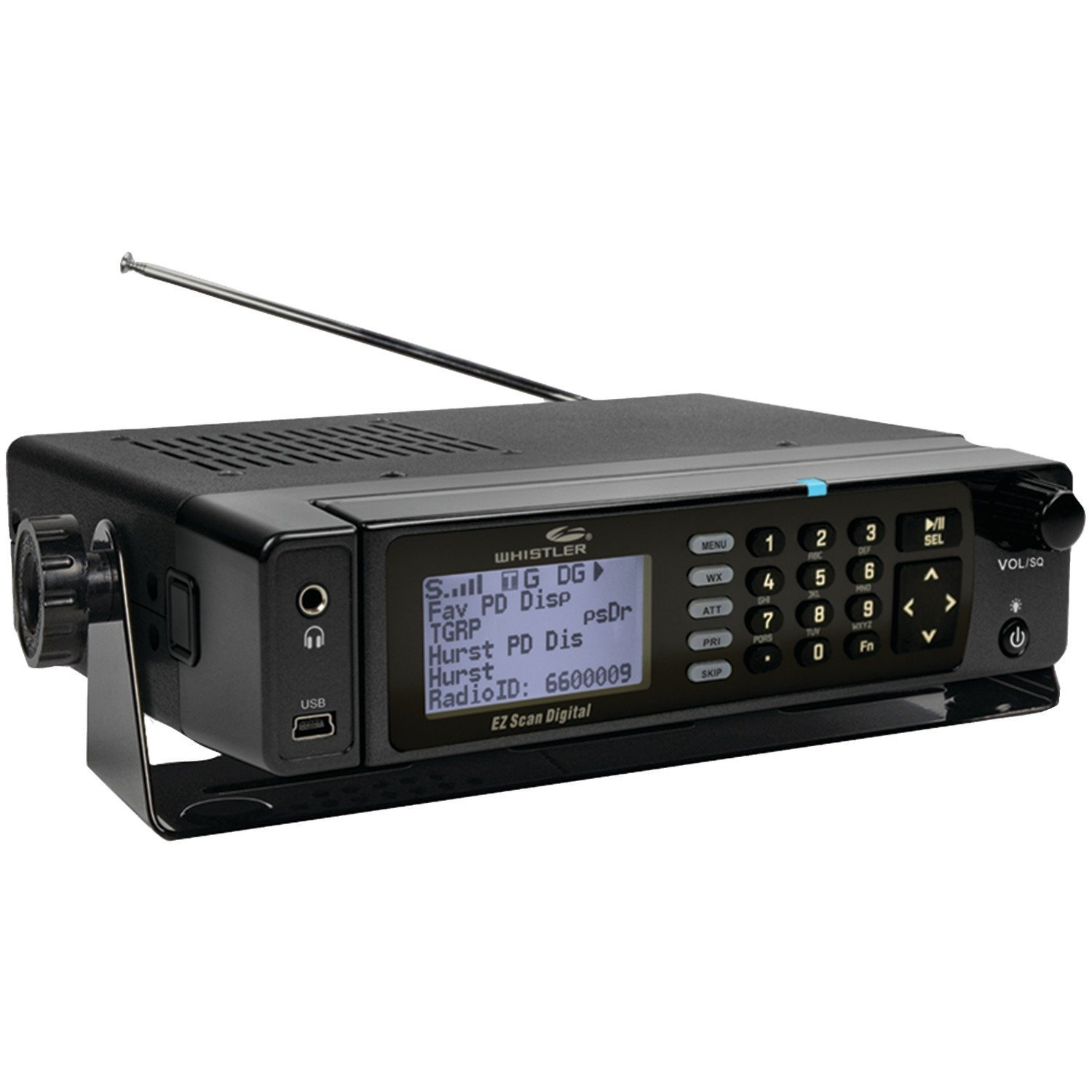 Whistler WS1098 Desktop Digital Scanner by Whistler (Image #1)