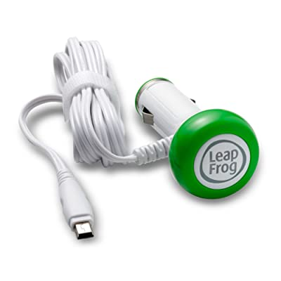 LeapFrog Car Adapter for LeapPad Ultra and LeapReader: Toys & Games