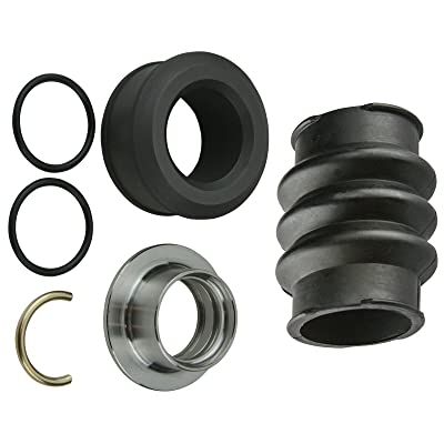 (Compatible with Sea Doo) Carbon Seal Drive Line Rebuild Repair Kit & Boot All 951 800 787 720 717 (See Ad for Exact Model & Year Fit)
