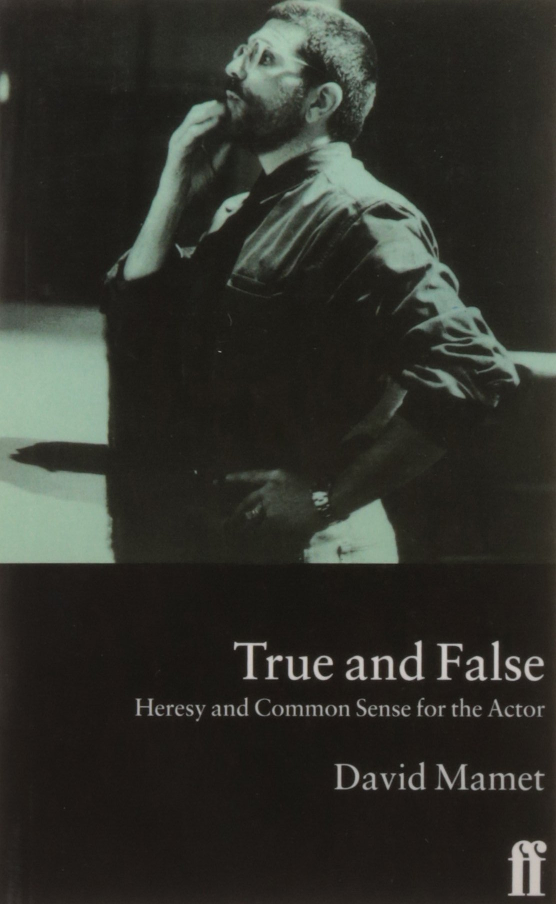 a whore s profession notes and essays amazon co uk david mamet true and false heresy and common sense for the actor