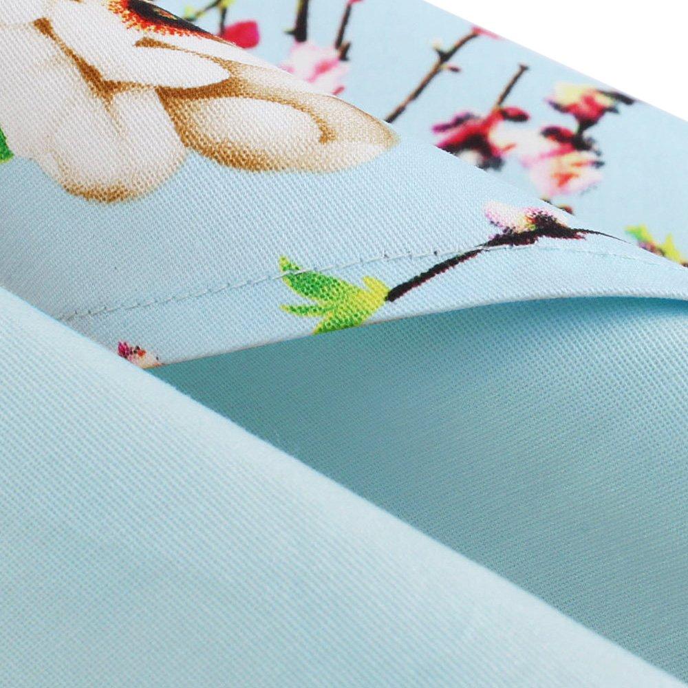 al Collo di Polka Dots Casual Cocktail Vestito Abiti in Cotone a Pois con Scollo a Cuore VERNASSA retr/ò Stile Halter Vintage 1950 Audrey Hepburn Vestito Donne