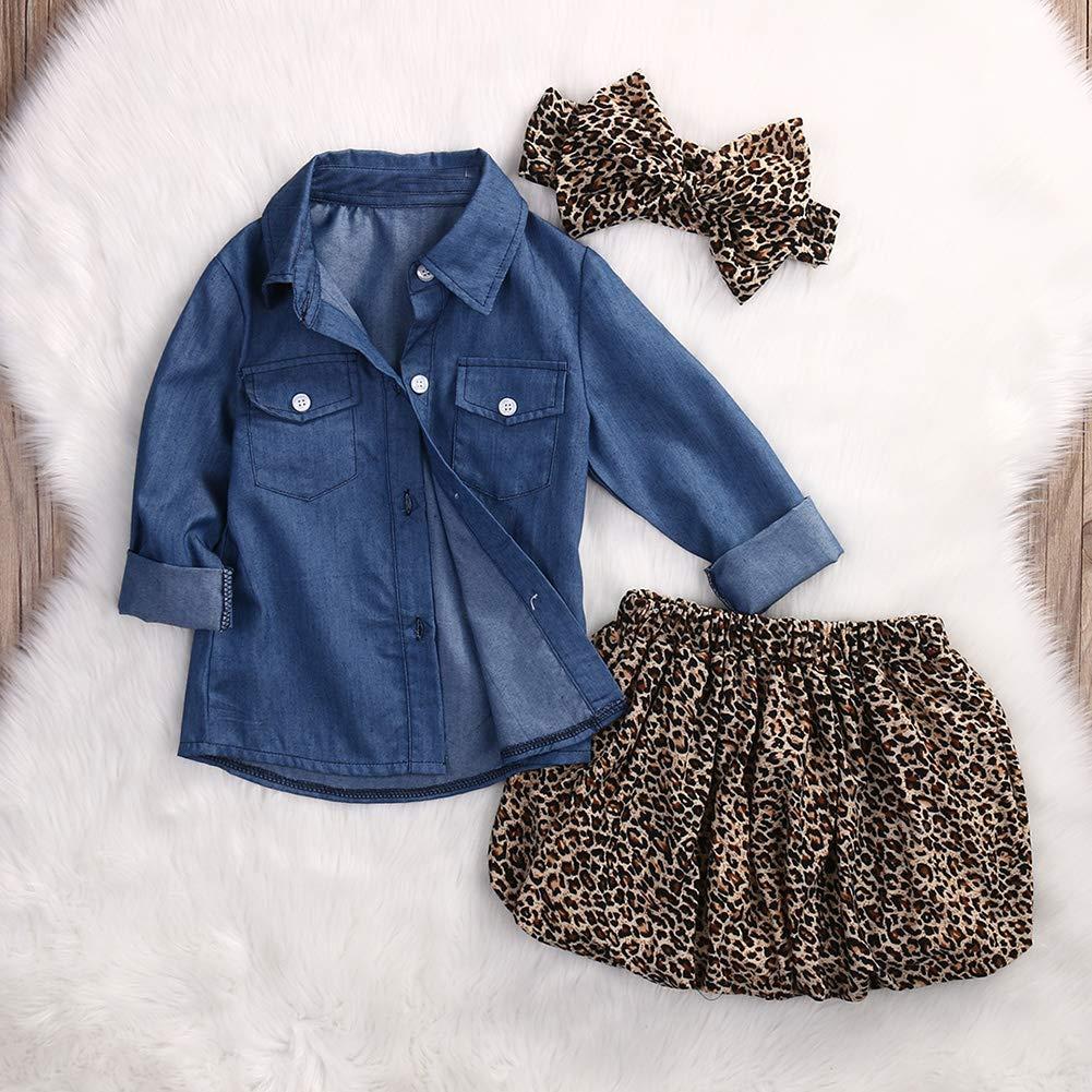 Vawal Neugeborenes Baby M/ädchen Fuchs Jumpsuit Strampler Langarm Bodys+Hut Kleidung Outfits