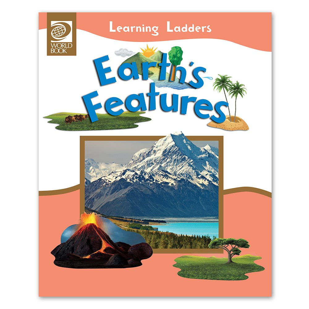 Earth's Features PDF