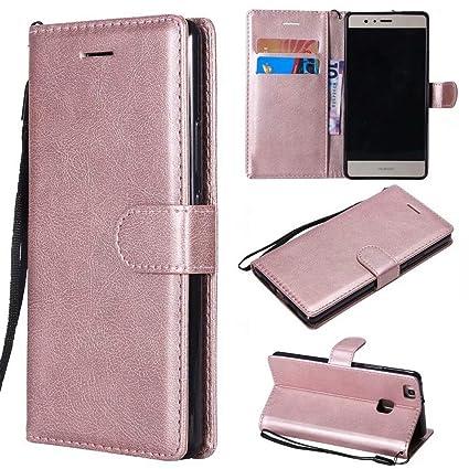 Yetta Estuches para celulares para Huawei P8 Lite, Funda con ...
