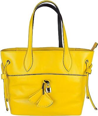 Guess , Sac pour femme à porter à l'épaule Jaune jaune 31 X