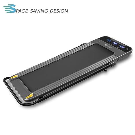 SereneLife - Cinta de correr eléctrica digital plegable y portátil ...