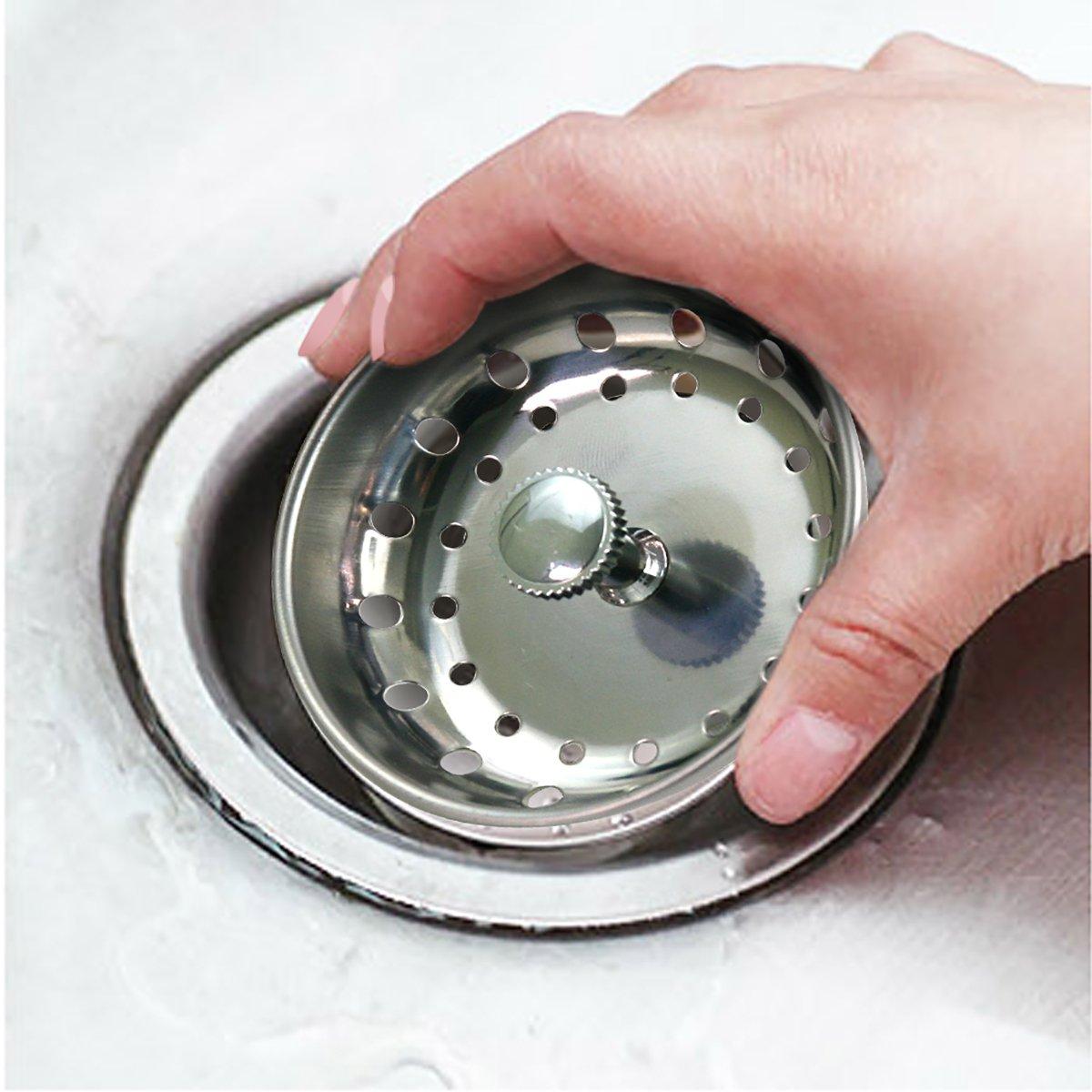 EverFlow Kitchen Sink Basket Strainer