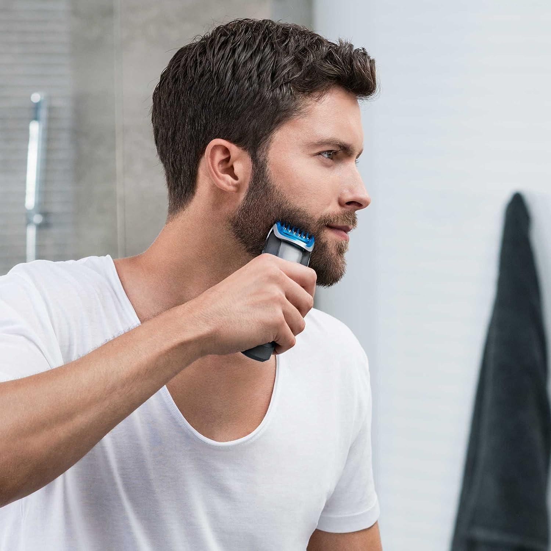 Braun cruZer 6 beard&head - Perfiladora y recortadora de barba y pelo: Amazon.es: Salud y cuidado personal