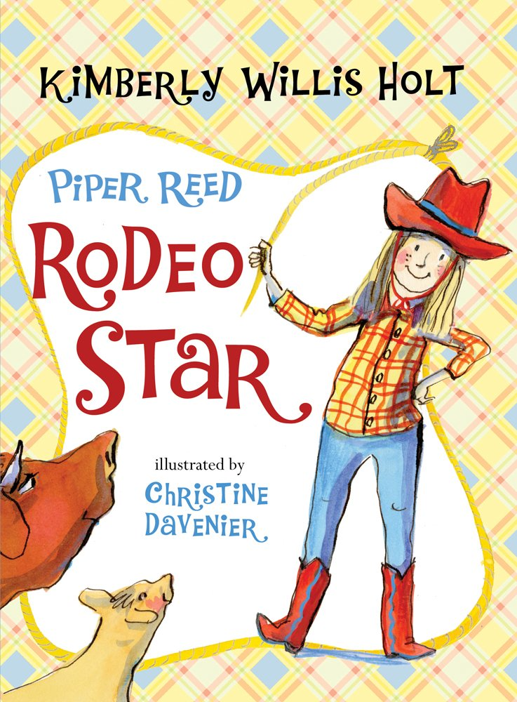 Piper Reed, Rodeo Star ebook