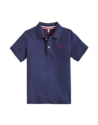 Joules - Polo Infantil (6 años), Color Azul Marino: Amazon.es ...